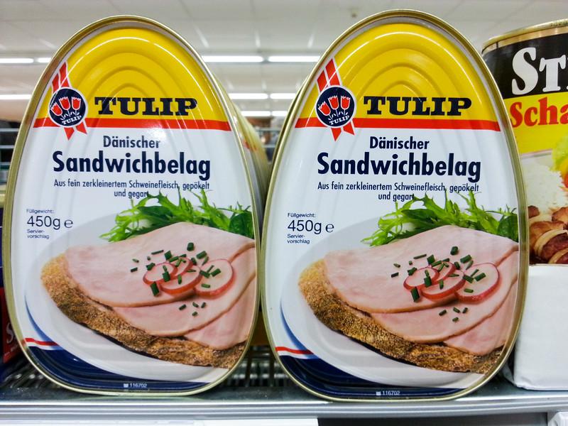 Danish Sandwich Covering