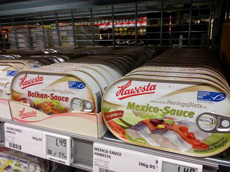 Balkan-Sauce, Mexico-Sauce