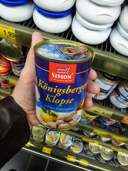 More Klopses from Königsberg