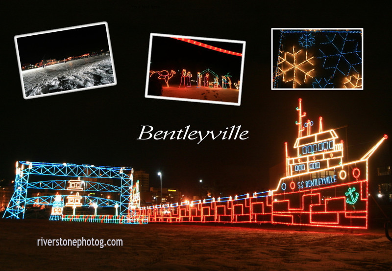 "Bentleyville, Duluth MN<br /> <br /> Looking for something really ""cool"" & unique to do this holiday season?<br /> Bentleyville in Duluth MN is an amazing light show! Wind through countless light displays (top notch), enjoy hot chocolate, Christmas cookies, even kid-safe fire's to warm by. Like ice-skating? Bring them.<br /> Oh yea... and all this is free...incredible! <br /> Never seen anything like it, it is really a great place to bring the whole family for some real ""It's a wonderful life"" entertainment. Last night to get there is December 26th!<br /> Here's a link to their website: <br /> <a href=""http://www.bentleyvilleusa.org"">http://www.bentleyvilleusa.org</a><br /> Donations are accepted at the display!"