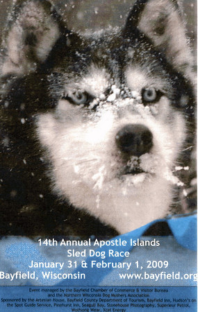 Apostle Islands Sled Dog Races
