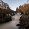 Rocks of Solitude, River North Esk