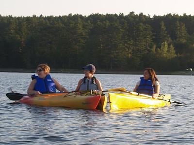 Kayaking 2010