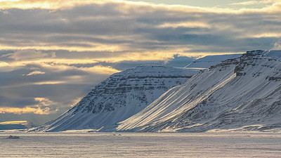 Sassen-Bünsow Land National Park, Svalbard