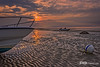 Sunset at Low Tide on Cape Cod Bay