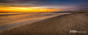 20 Minutes before Sunrise at Nauset Beach on Cape Cod at Low Tide