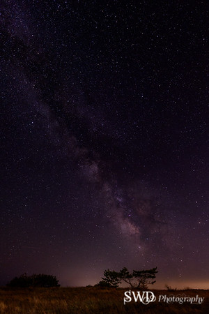 Milky Way as seen from Cape Cod
