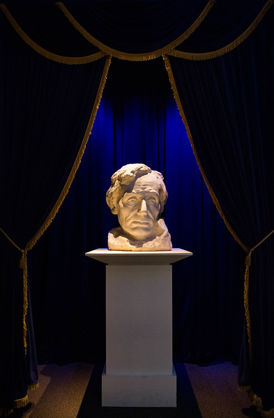 Bust of Lincoln