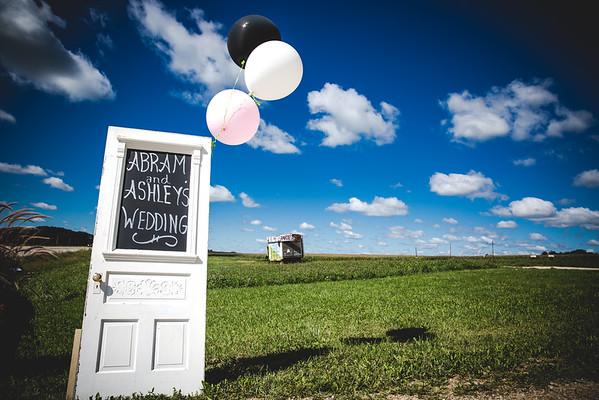 Abram & Ashley's Wedding