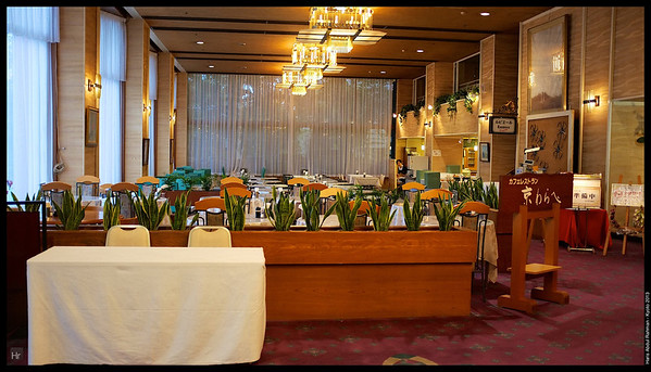 Hotel Heain no Mori Kyoto April 2013