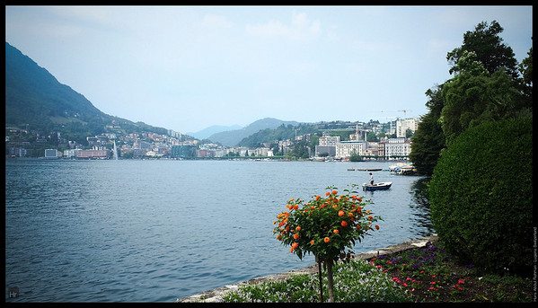Lake Lugano  Lugano, Switzerland