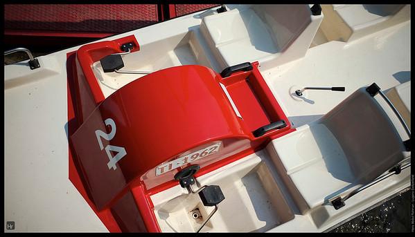 Fancy a pedal boat?  Lugano, Switzerland