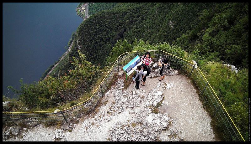 Come on girls …  Monte San Salvatore, Lugano