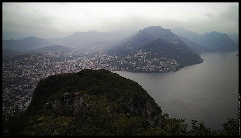 Monte San Salvatore, Lugano
