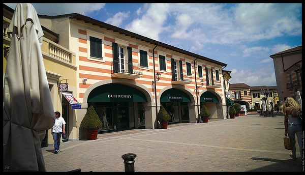 Don't go in there ……  Serravalle, Piedmont