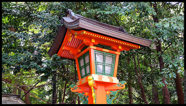 Fushima-Inari Taisha 5th April 2013 Kyoto, Japan