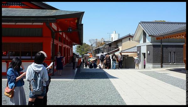 Fushima-Inari Taisha 5th April 2013 Kyoto, Japan
