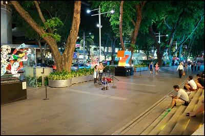 Overnight in Singapore