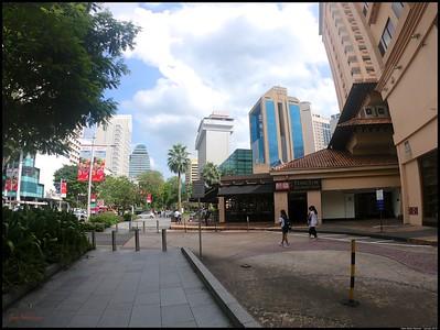 Singapore January 2018