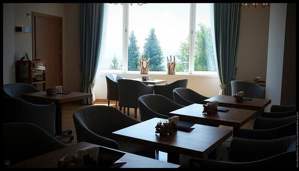 The eatery  Kurhaus Cademario Hotel, Lugano