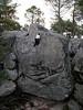 Fontainebleu bouldering, France