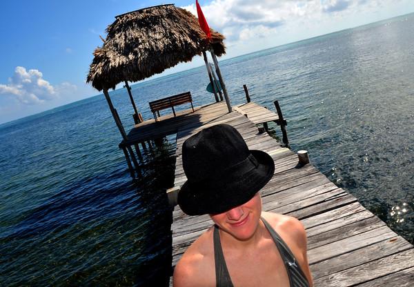 Ambergris Caye. Belize. December 2011.