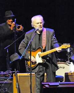 Merle Haggard and Son