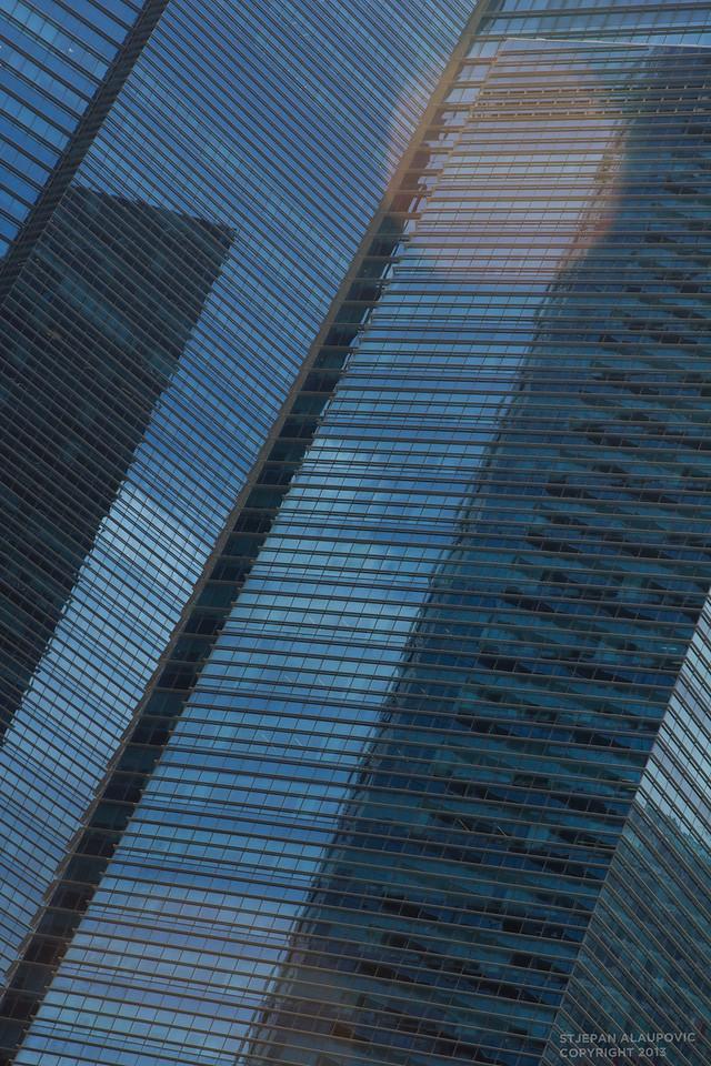 Skyscraper in Singapore