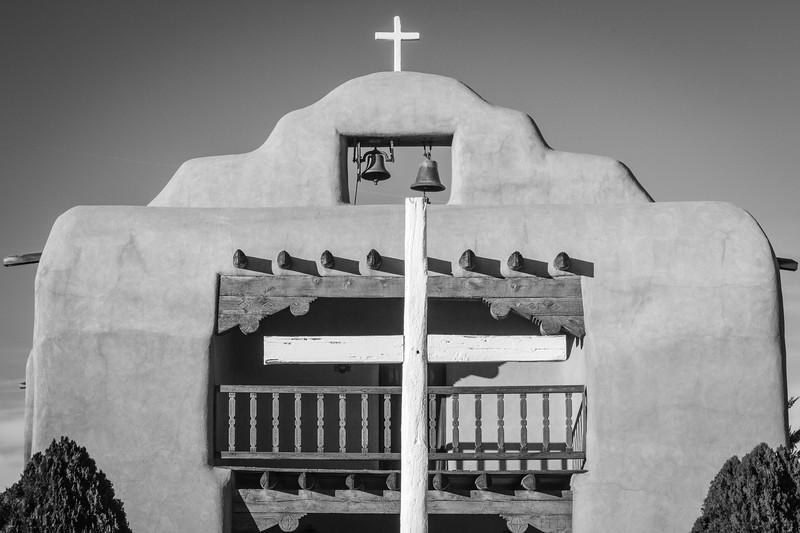 St Thomas Church B/W