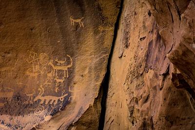 Ancient Pueblo Culture Rock Art