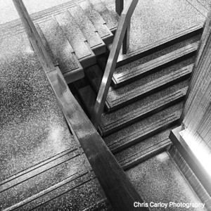 Regenstein Stairway