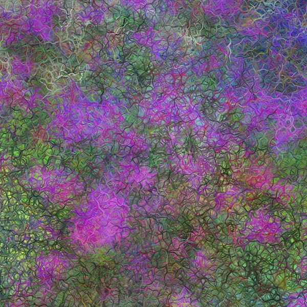 Azalea Walk Abstract Dream