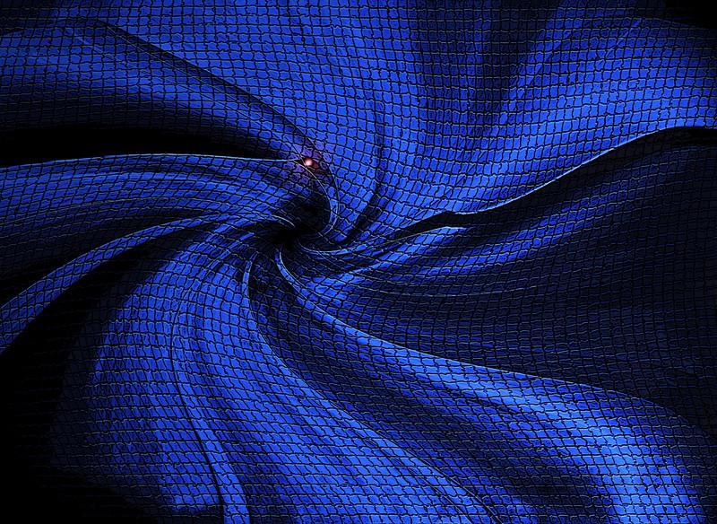 Blue Wraith