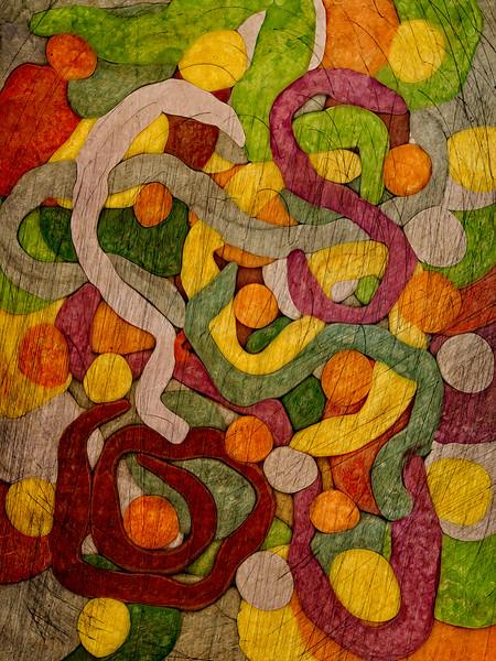 Squiggle Dot Morphology