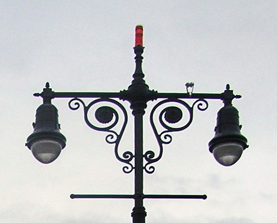 "Streetlight or ""Face with Earrings"""