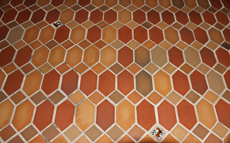 Second Living Room Floor Tiles