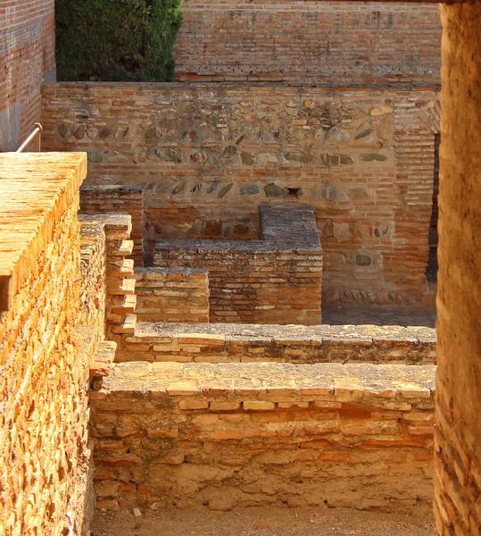 Abencerrage Palace Ruins