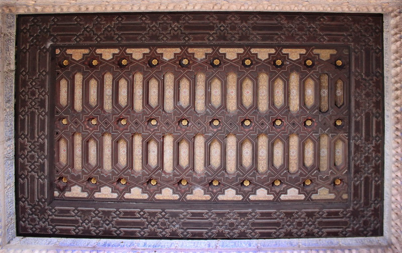 Ceiling Woodwork