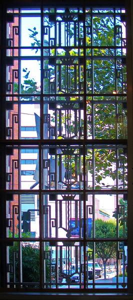 Art Deco Window
