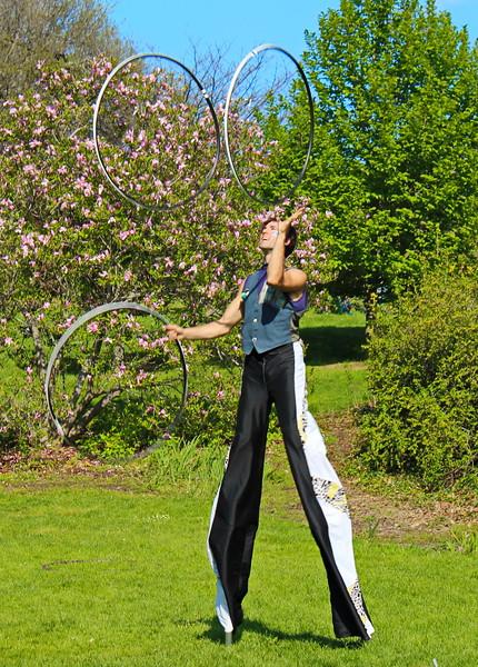 Juggler's Rings