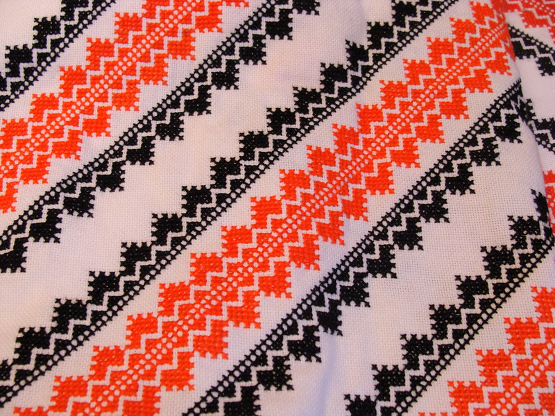 Ukranian embroidery (3)