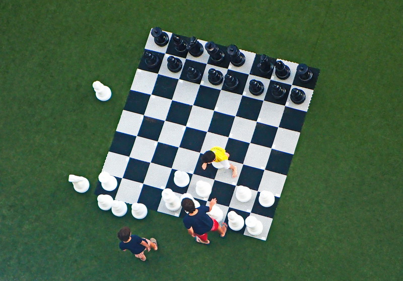 Human Scale Chess