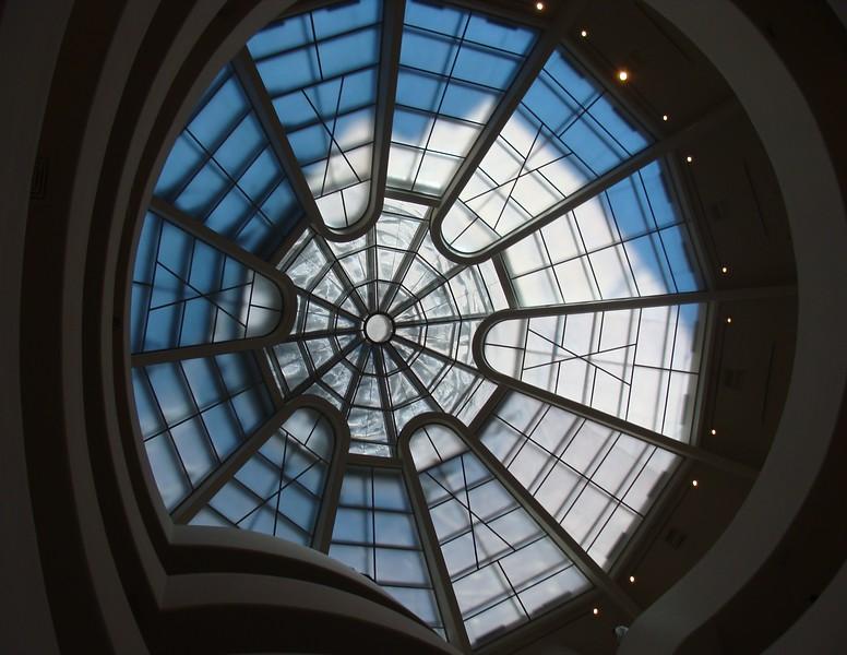 Guggenheim Museum Skylight