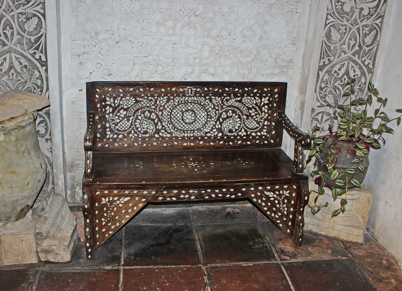 Inlaid Chair