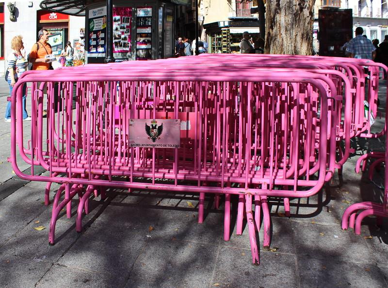 City of Toledo Pink