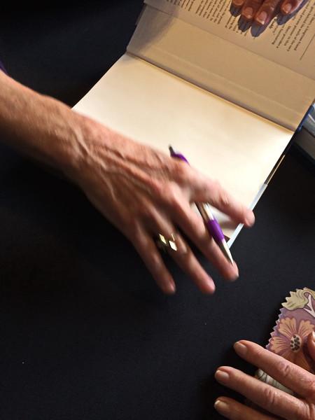 A Writer's Hands