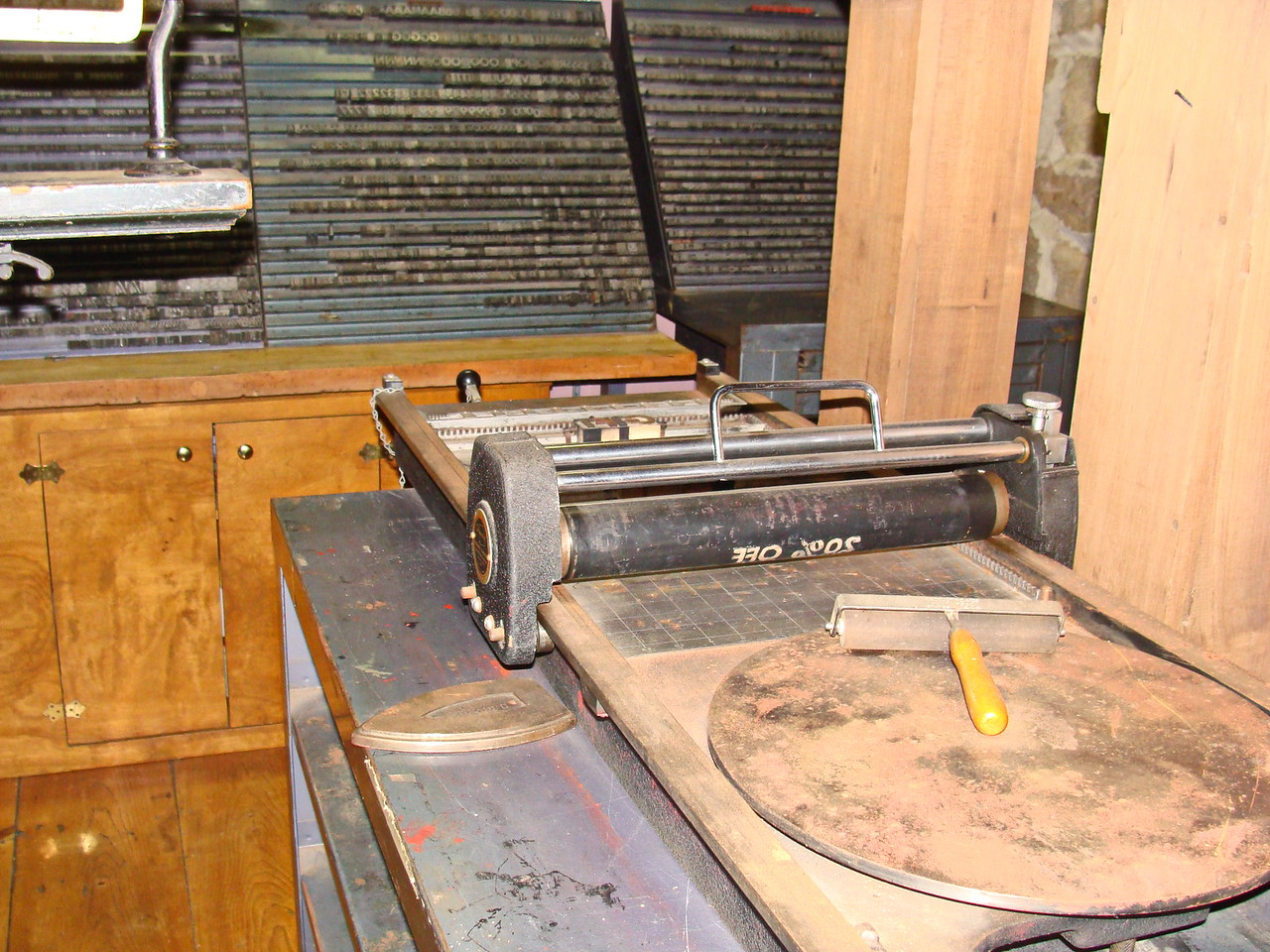 Printing Press Days