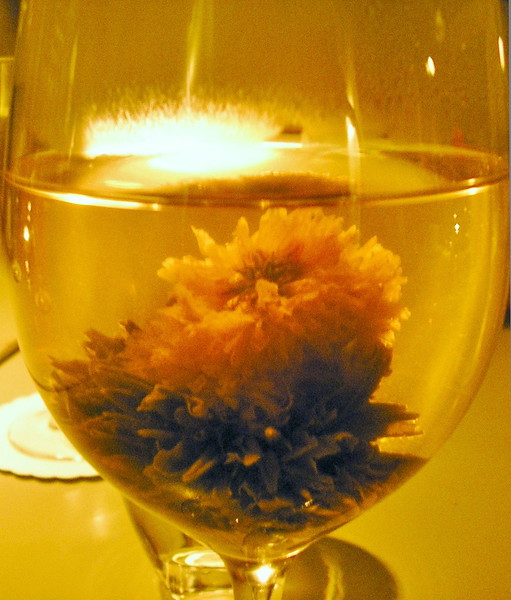 Blooming Flower Tea