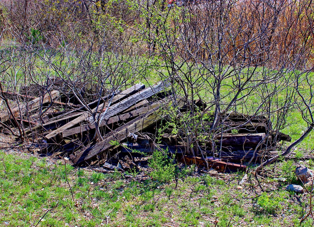 Old Railroad Ties
