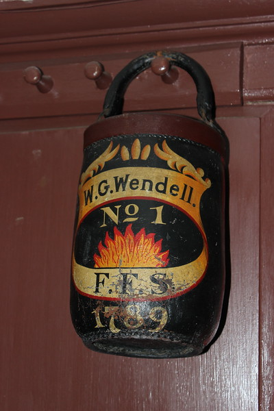 Antique Fire Bucket